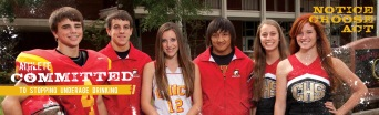 Chico High Athlete Committed Athletes