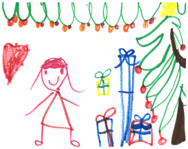 girl-with-presents