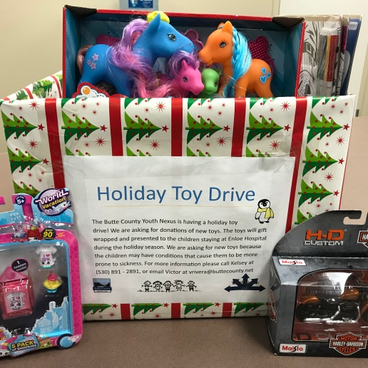 Toy drive description