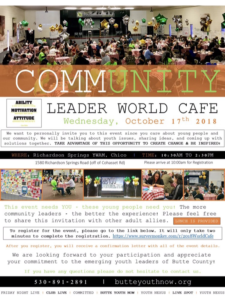 Community Leader WC