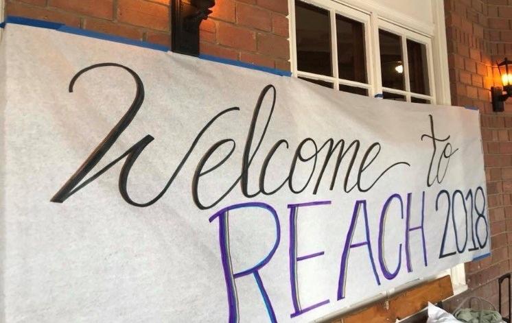 Reach poster 2018
