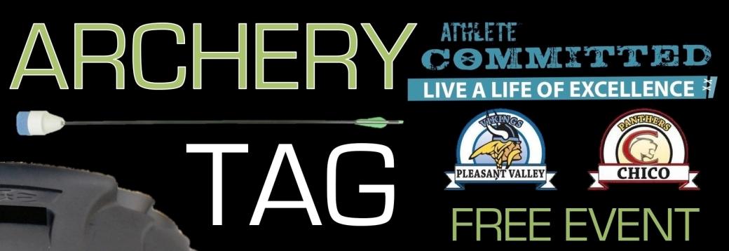 archery tag 20019