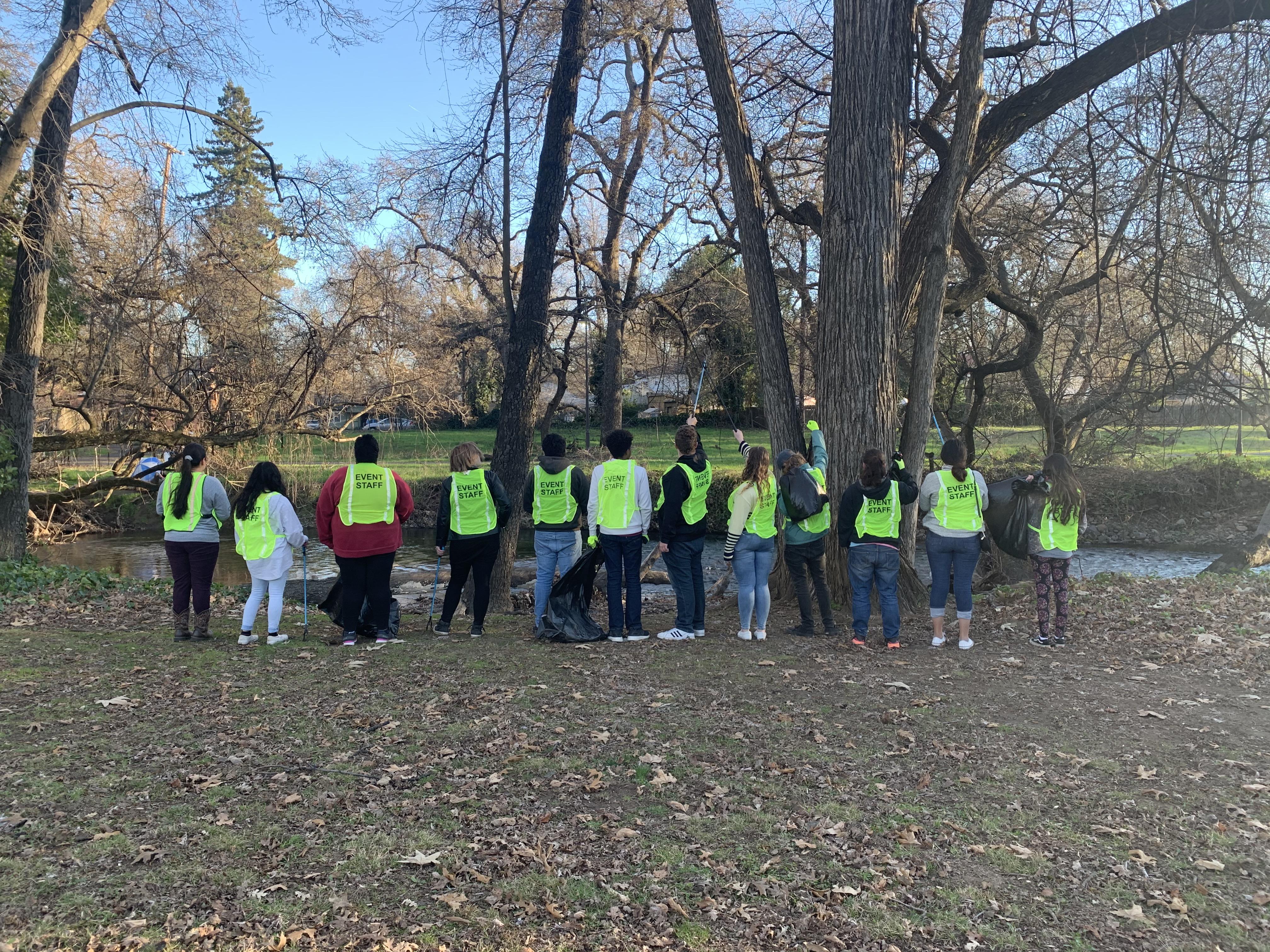 2019 Park Clean up 2
